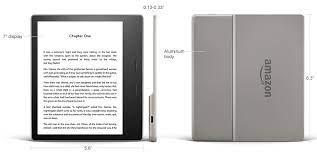 Amazon Kindle Oasis (amazon.com)