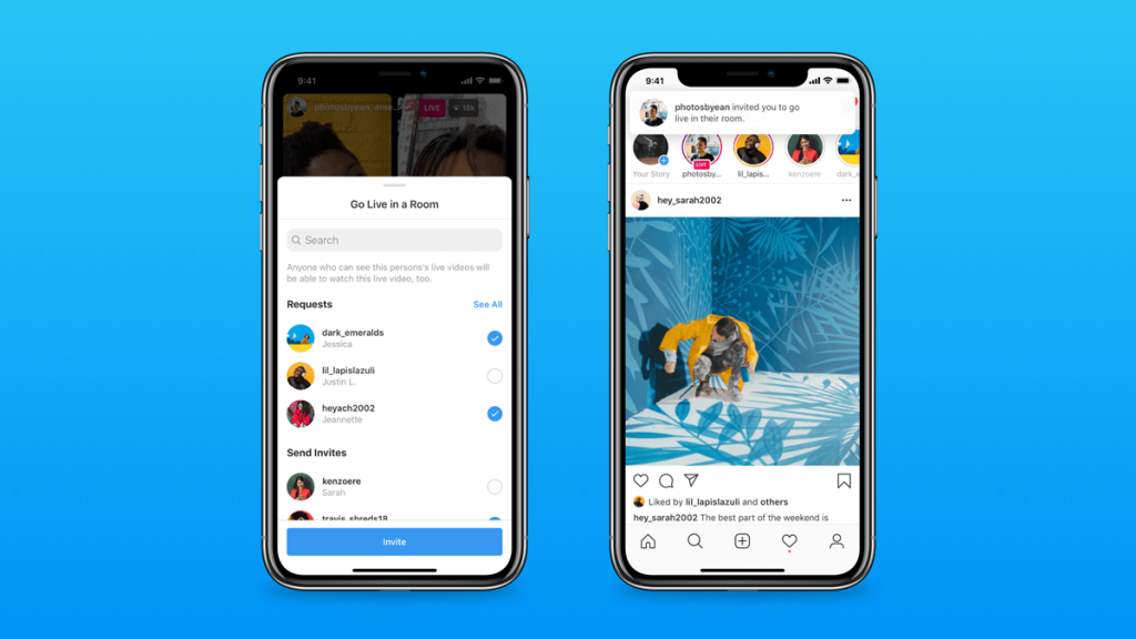 clubhouse app on android alternative instagram live rooms
