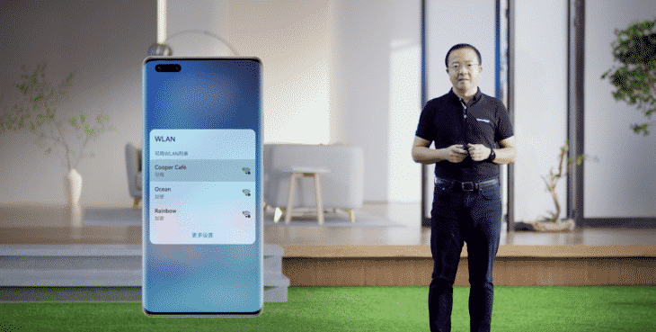 HarmonyOS officially launched on Huawei devices
