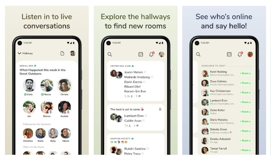 Clubhouse app on Android: 5 interesting points to note