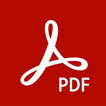 adobe acrobat reader logo