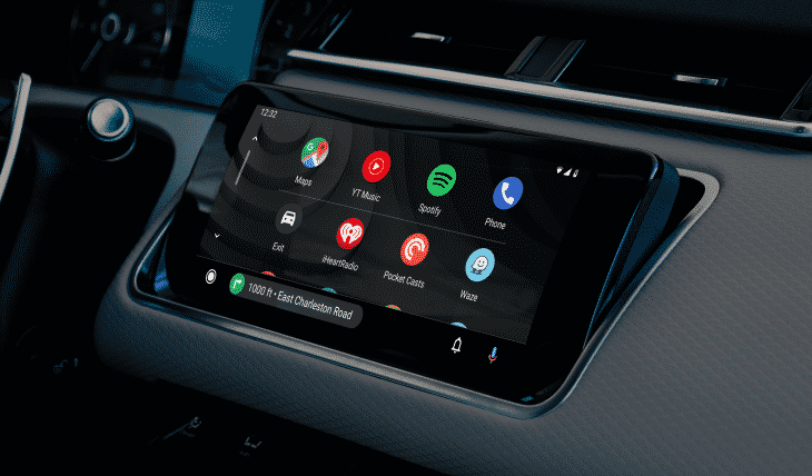 Android Auto gets minor refreshing UI updates –– YouTube Music app redesigned and more