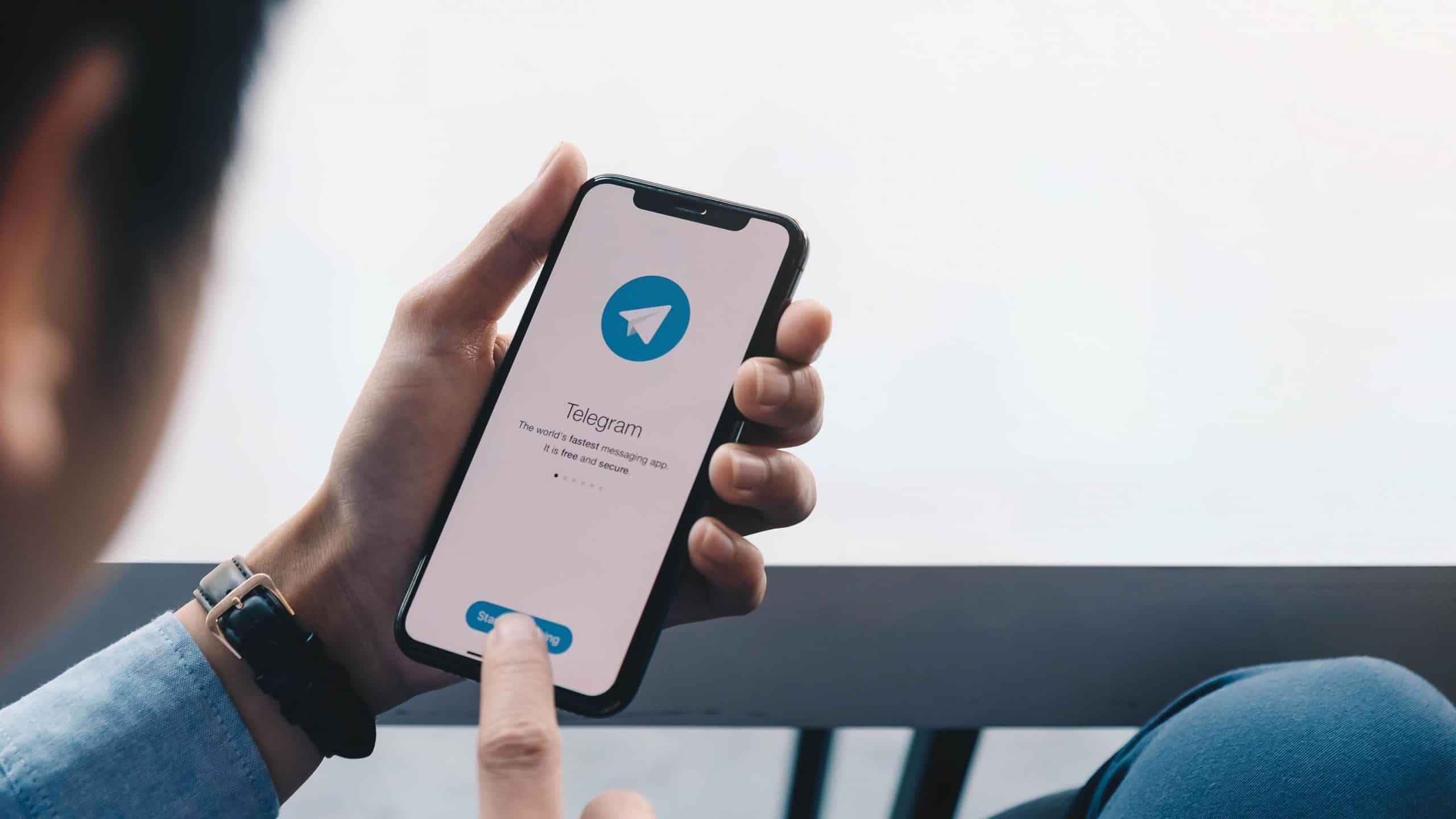 Telegram launches group video calls and animations, a year later
