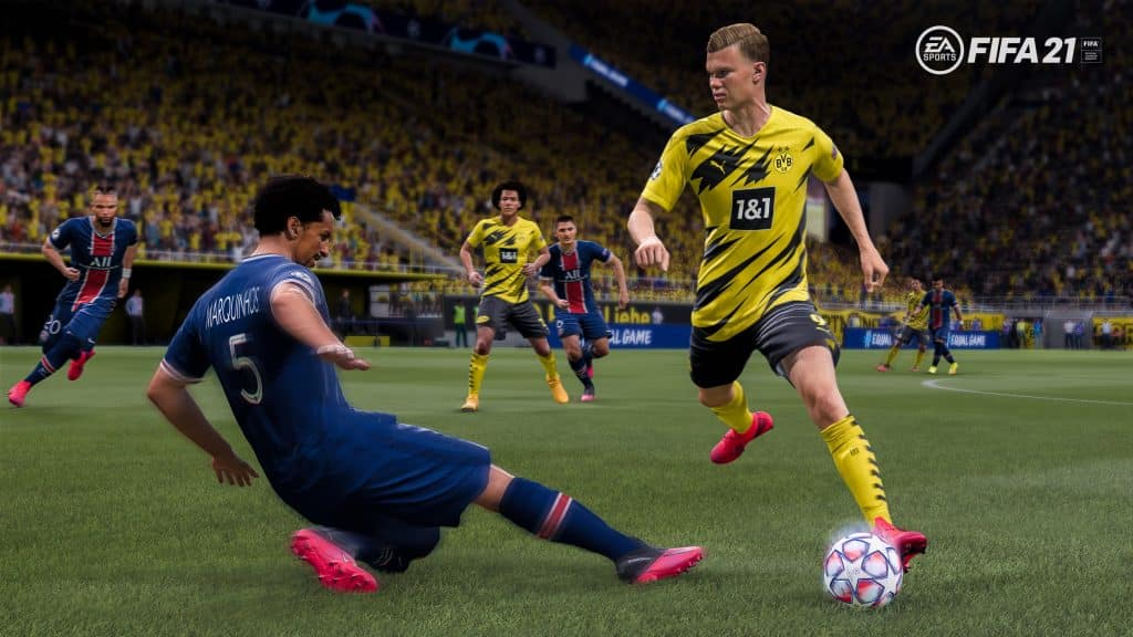 Hackers stole source code from FIFA 21 but no player data stolen
