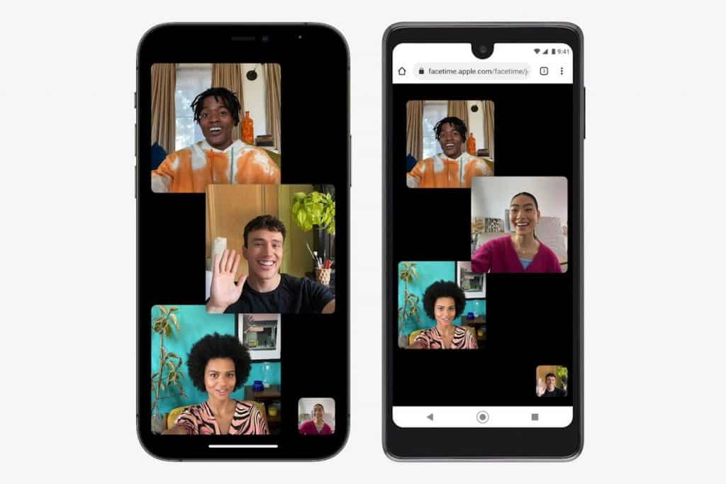 FaceTime calls available even to non-Apple users