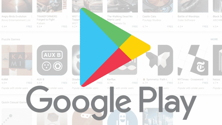 Google's Play Store redesign brings confusion to more users