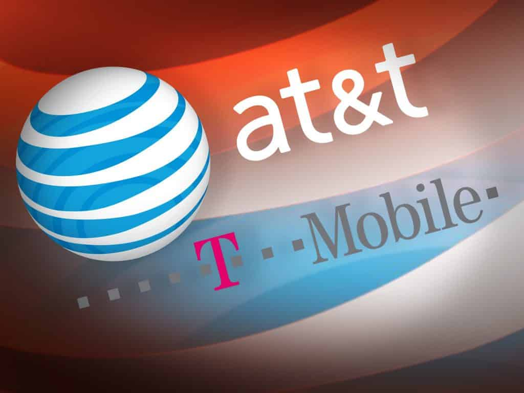 AT&T and T-Mobile now have similar Unlimited plan offer