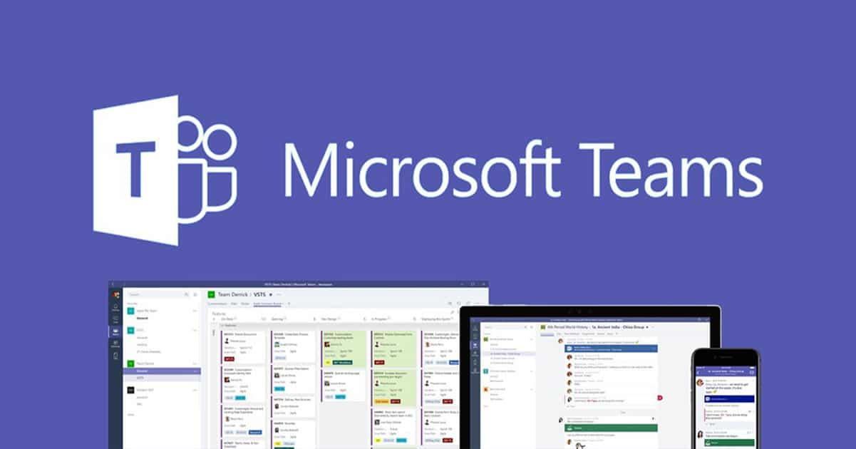 Microsoft Teams iconic virtual backgrounds