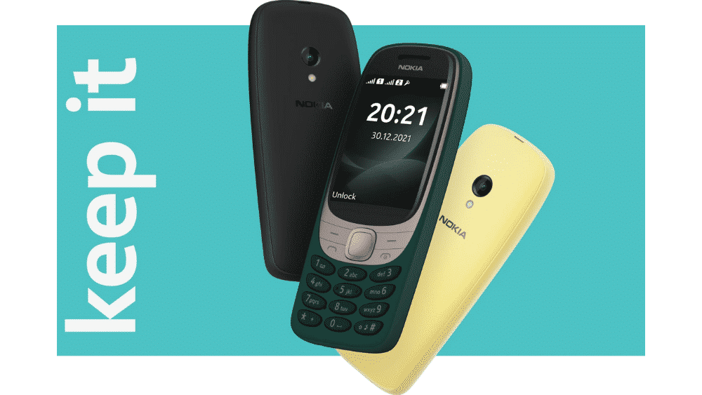 Nokia 6310 phones are making a comeback