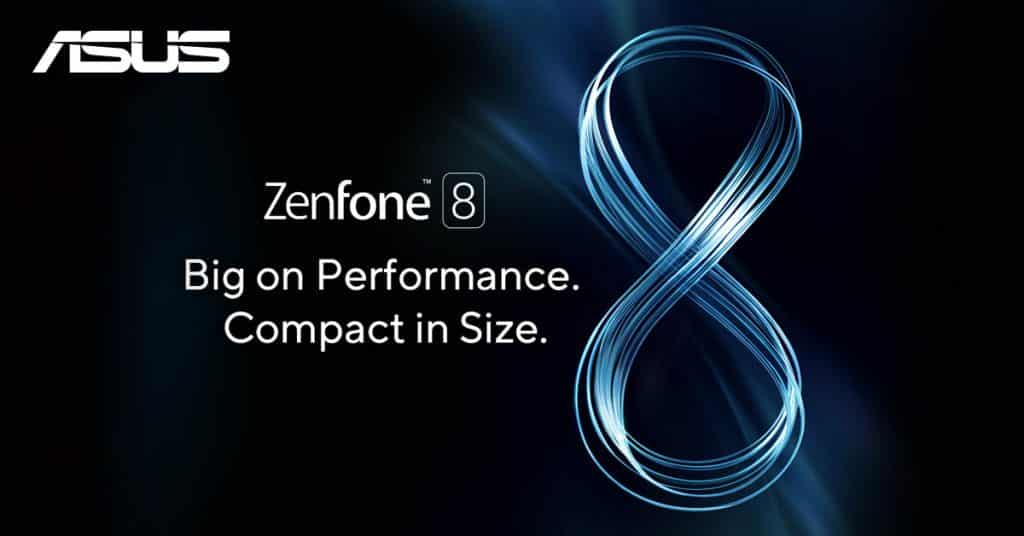 ZenFone 8 big on performance but more compact in form