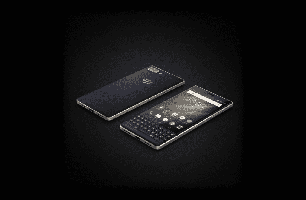 What do we already know about the BlackBerry 5G phone?