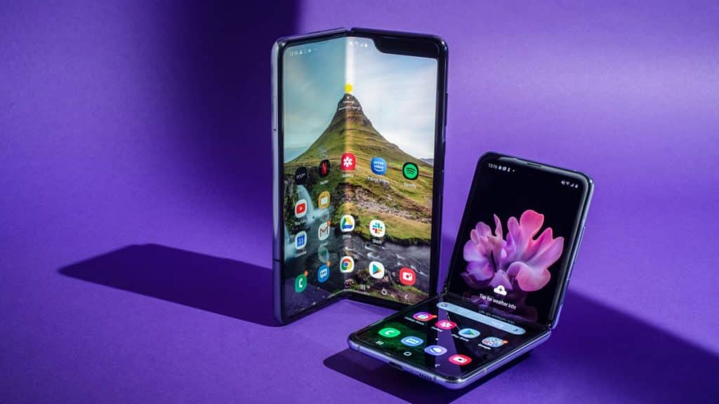 How to get the extra trade-in credit for Galaxy folding phones pre-orders?