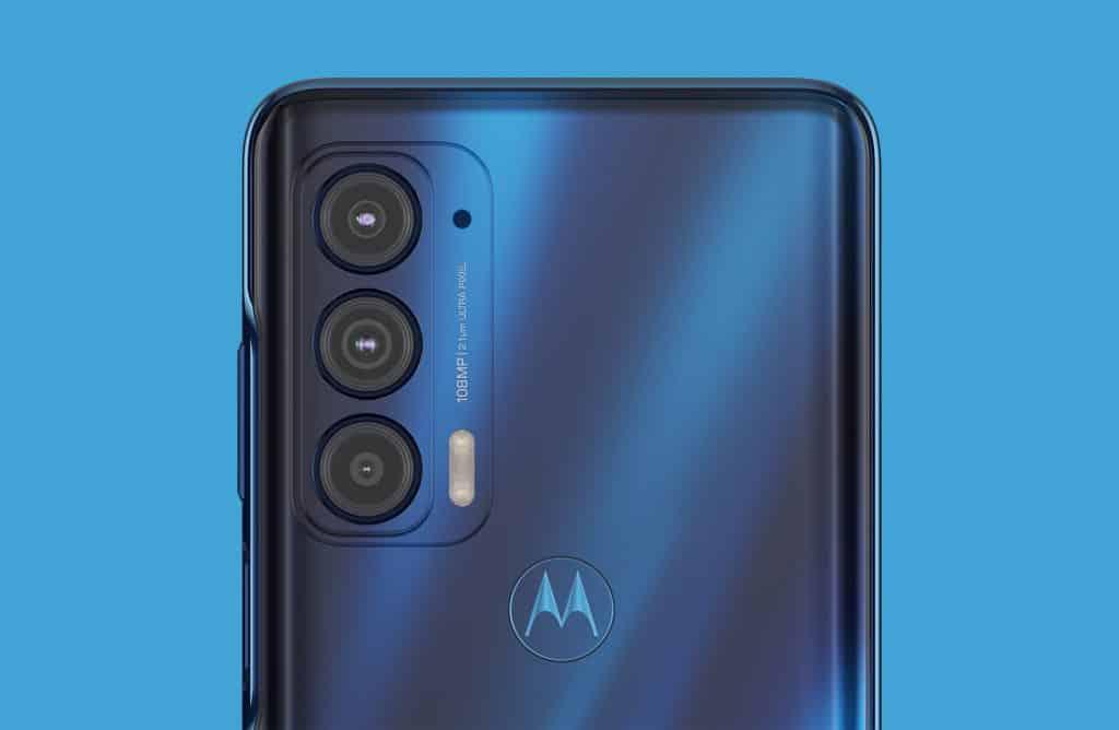 Motorola Edge features a 108-megapixel camera