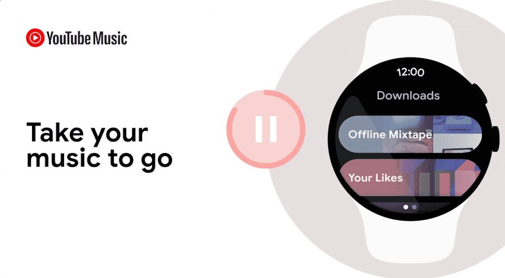 YouTube Music finally arrives in Wear OS