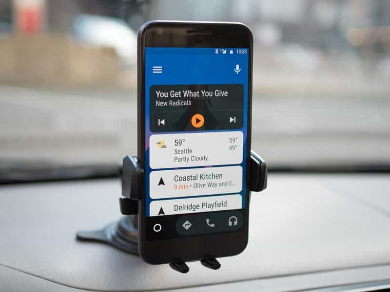 Google is ending Android Auto on phone screens