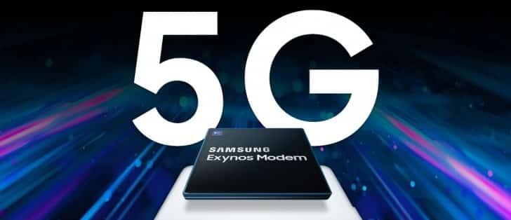 Google to use Samsung's 5G modemThi