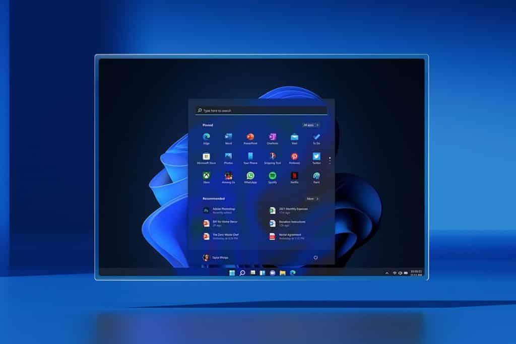 Microsoft Edge as Windows 11 default browser