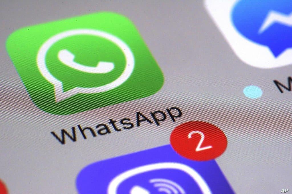 A security weakness in WhatsApp endangers its two billion users