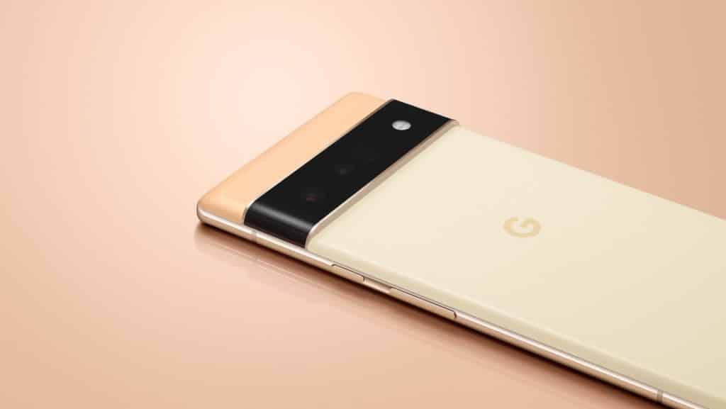 Google unveils Pixel 6 release